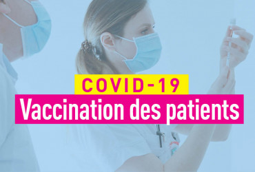 Vaccination des patients